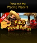 ビデオスッロト - Paco and the Popping Peppers